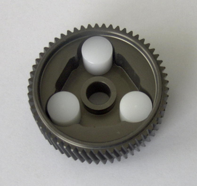 1988-1996 C4 Aluminum Headlight Gears